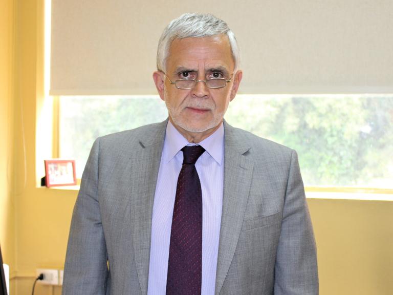 Dr. Benjamín Vicente Parada