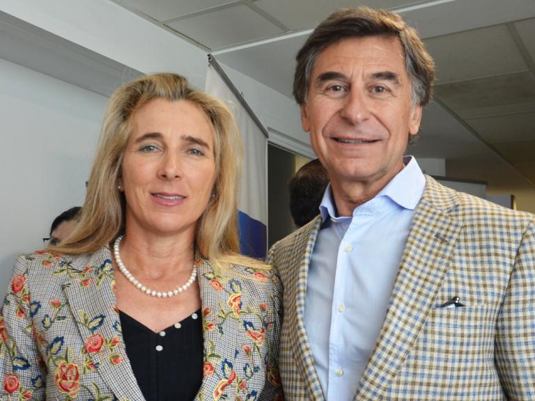 Dres. Claudia Consigliere y Julio Piriz