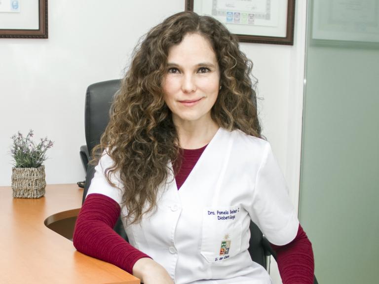 Dra. Pamela Belmar Zagal