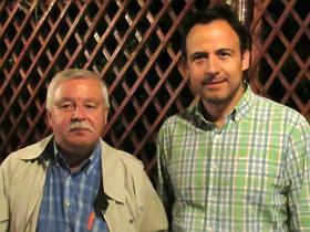 Dres. Sergio Ramírez y Raúl Tagle