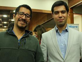 Dres. Guillermo Hernández y Hugo Vilches