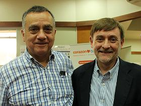 Dres. Miguel González y Rodrigo González