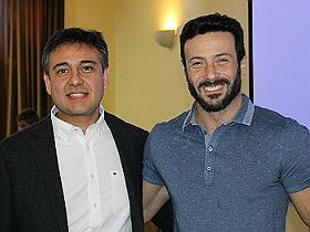 Dres. Eduardo Fuentes y Felipe Maturana