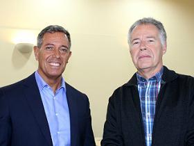 Dres. Cristián Ortíz y Sergio Fernández
