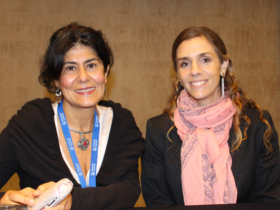 Dras. Carolina Nazzal y Melanie Paccot