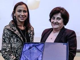 Q.F. Ximena Lyng y Q.F. Silvia Bonilla