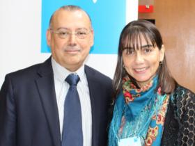 Dres. José Inostroza y Ximena Quiero