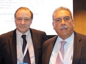 Dres. Luis Miguel Noriega y Eduardo Gotuzzo