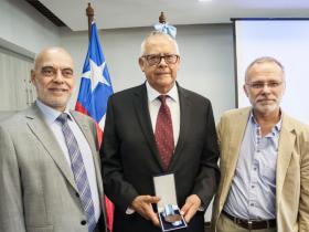 Dres. Gustavo Ríos Rodríguez y Rodrigo Vergara