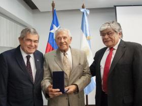 Dres. Carlos Mercau, Simón Sacks y Antonio Orellana
