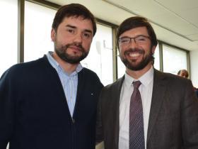 Dres. Cristóbal Carraco y Rodrigo Muñoz
