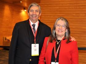 Dres. José Luis Tapia y María Isabel Hodgson
